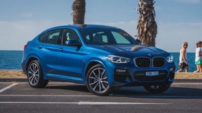 2019 BMW X4 xDrive20i review