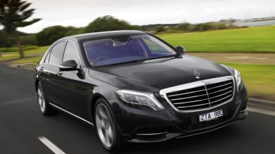 Mercedes-Benz S-Class Recalled For Seatbelt Software Safety