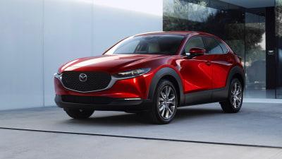 Mazda reveals all-new CX-30