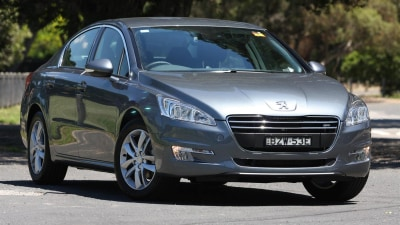 2012 Peugeot 508 Active e-HDi Review