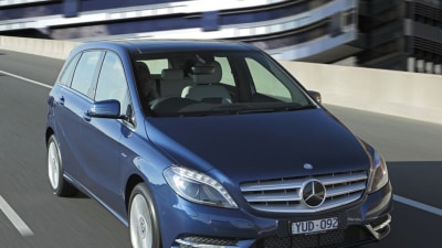 ANCAP: 5 Stars For Mercedes B-Class And Valente