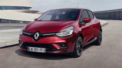 2017 Renault Clio Update Revealed - Cosmetic Refresh, New Diesel