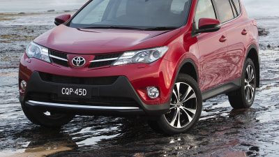 2014 Toyota RAV4: Price And Features For Australia