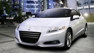 Honda CR-Z Pricing Confirmed For Australia