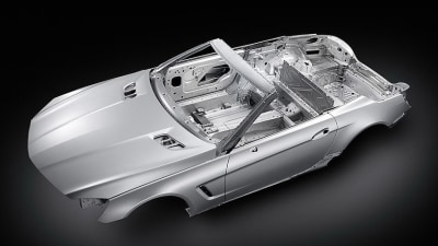 2012 Mercedes-Benz SL Revealed Further In New Images