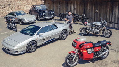 Richard Hammond to auction personal vehicles to fund new venture