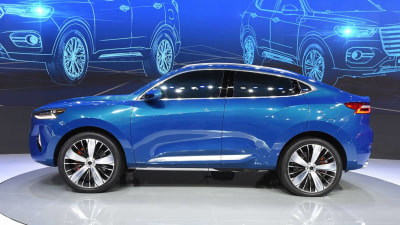 Haval Confirms Plug-In Hybrid 'Coupe' For 2020 Australian Launch