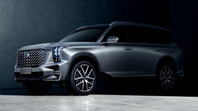 New Trumpchi GS8 hybrid signals increased cooperation between China and Japan