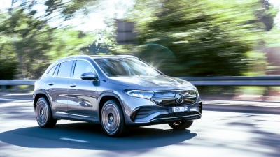 2021 Mercedes-Benz EQA launch review: EQA250 Electric