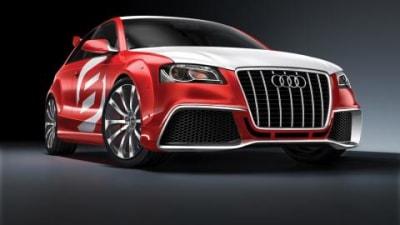 Audi A3 TDI Clubsport Quattro concept unveiled
