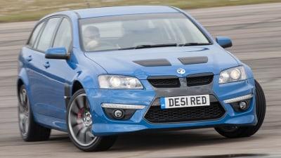 Vauxhall Adds HSV Clubsport R8 Wagon To VXR8 Range