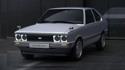 Hyundai Pony Heritage Series: Electric restomod concept revealed