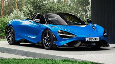 2022 McLaren 765LT Spider revealed