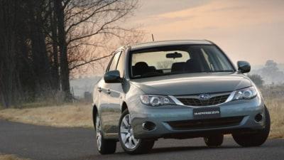 Subaru Impreza R To Continue Previously Limited Driveaway Price Through Tariff Savings