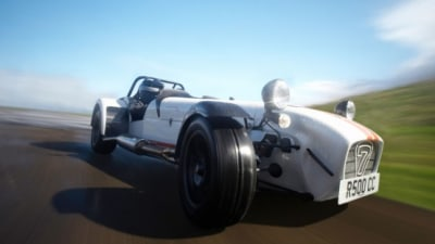 Caterham Working On Hybrid, EV Models