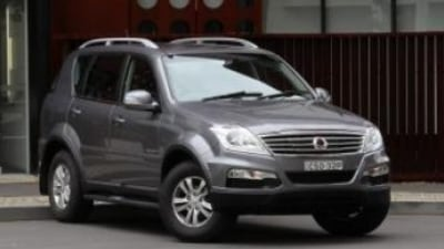 Ssangyong Rexton new car review
