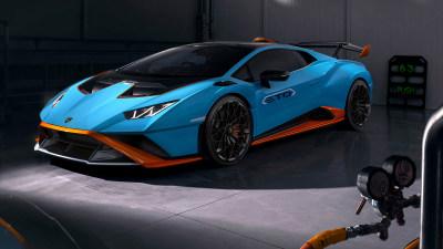 2021 Lamborghini Huracan STO revealed