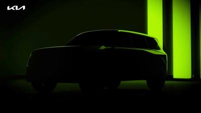 2024 Kia EV8 large electric SUV in development – report