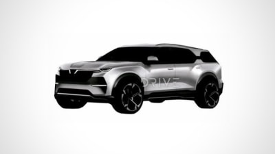 Patent images reveal updated VinFast SUV