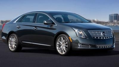 2012 Cadillac XTS Surfaces Online