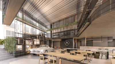 Mercedes-Benz Opening 'Mercedes me' Store In Melbourne