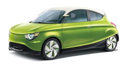 Suzuki Regina Rebadged G70 Ahead Of Geneva Double-take