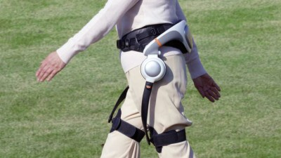 Honda Walking Assist Device To Be Leased To Hospitals