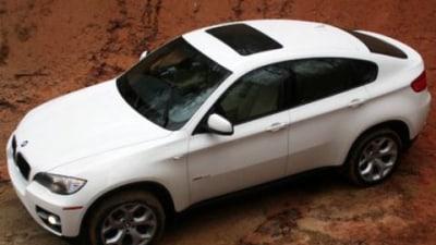 2009 BMW X6 M Sneak Preview