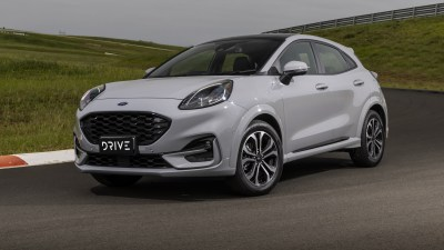 2021 Ford Puma ST-Line V review