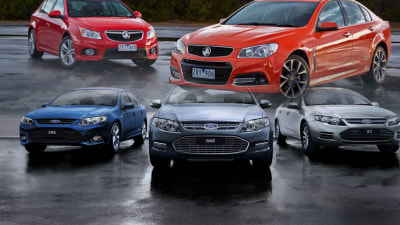Holden And Ford Post Losses In Lead-up To Manufacturing End