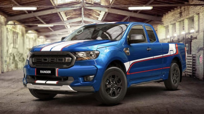 Racing-inspired Ford Ranger XL Street Special Edition launches