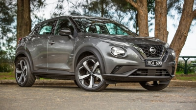 2020 Nissan Juke ST-L review