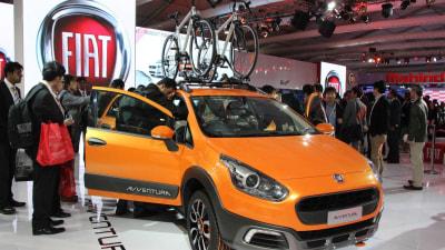 Fiat Avventura Concept Debuts At Dehli