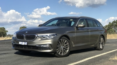 2018 BMW 530i Touring quick spin review