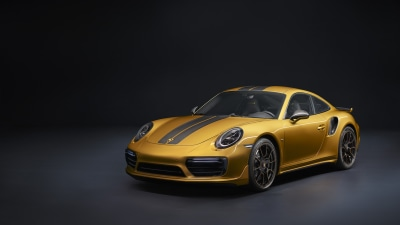 Limited Edition Porsche 911 Turbo S Introduces New Customisation Division