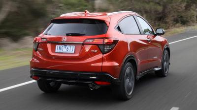Honda updates its HR-V