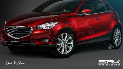 Mazda CX-3 SUV 'Not Far Away'