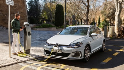 Volkswagen Set To Add Plug-In Hybrid Performance In 2018