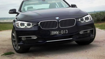 2012 BMW 3 Series 320d Review