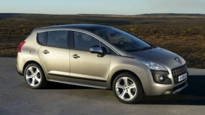Peugeot 3008 Unveiled