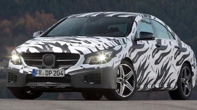 Mercedes-Benz CLA 45 AMG Confirmed For New York Auto Show Debut