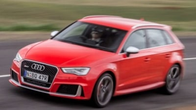 Audi RS3 first drive review