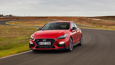 Hyundai i30N  2018  Review