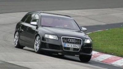 Audi RS6 Avant twin-turbo V10