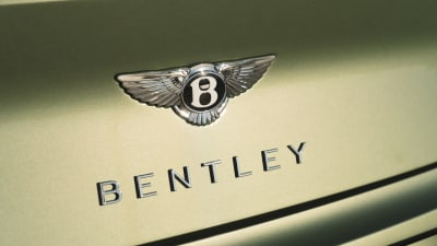 Bentley appoints ex-Audi man as its new Director of Design