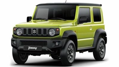 Suzuki Australia confirms Jimny