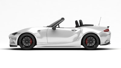 Mazda MX-5 Hardtop On The Way