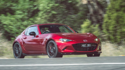 2018 Mazda MX-5 RF Limited Edition Launch Review