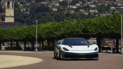 A new kind of speed: Italian supercar gets superfast wifi
