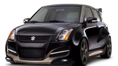 Suzuki Swift R Concept To Debut At Beijing Auto Show